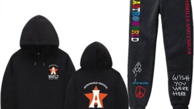 Photo of Travis Scott – Astroworld Merch Collection Upto 67% OFF Latest Fashion Collection