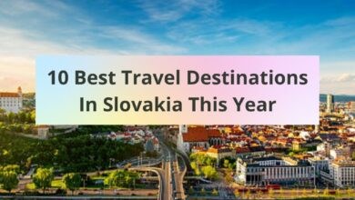 Photo of 10 Destinations In Slovakia This Year