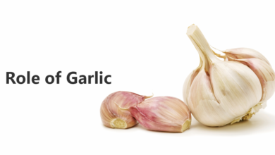 Photo of Role of Garlic