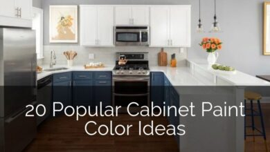 Photo of How to Decide the Best Kitchen Cabinets Color?