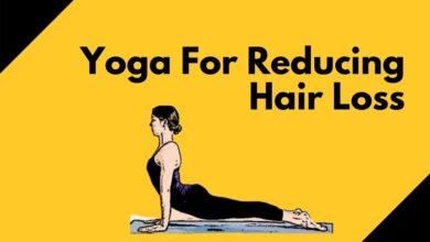 Photo of 7 yoga asanas for reducing hair loss