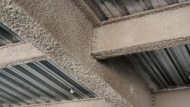 Photo of How does Intumescent Spray-On Fireproofing Work?