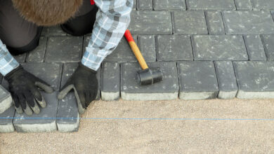 Photo of How to Install Concrete Driveway Pavers