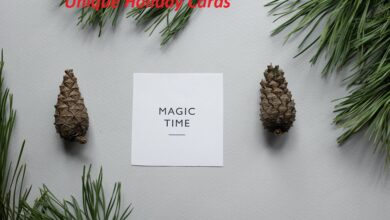 Photo of Designing Unique Business Holiday Cards