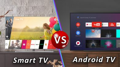 Photo of WHAT IS THE DIFFERENCE BETWEEN SMART TV AND ANDROID TV?