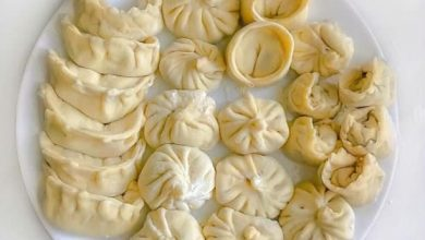 Photo of A FEW EASY STEPS TO MAKE MOMOS AT HOME