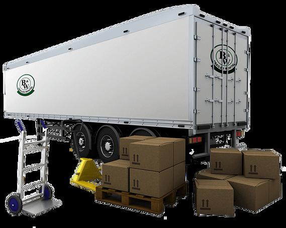 storage container trailer rental nc