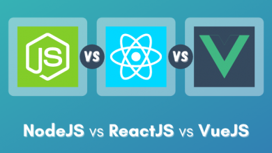 Photo of NodeJS vs ReactJS vs VueJS: Which Framework to Choose and Why?