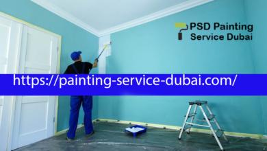 Photo of Wall Painting Dubai