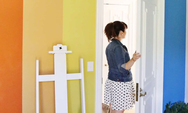 Choose right paint for wall