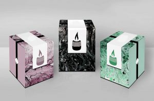 Candles Boxes