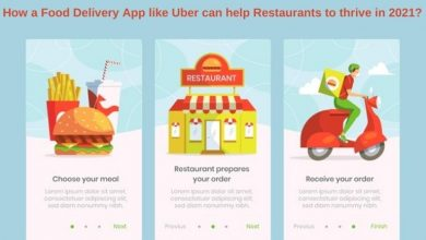 Photo of How a Food Delivery App like Uber can help Restaurants to thrive in 2021?