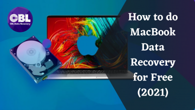 Photo of How to do MacBook Data Recovery for Free (2021)