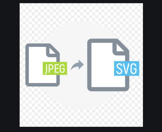 JPEG To SVG conversion