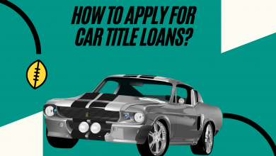 Photo of Apply Today For Car Title Loan With Bad Credit Loans
