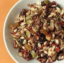 Photo of Don't Snack on Trail Mix