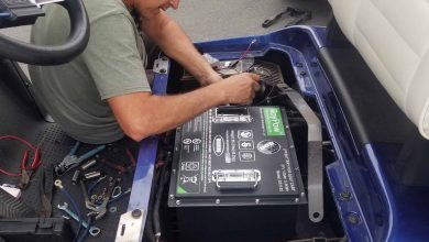 Photo of Carts and Batteries – How to Discharge Cart Lithium