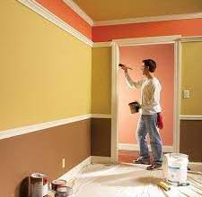 Photo of Interior Painting Dubai