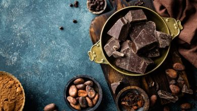 Photo of Weight Management and Fitness & Chocolate