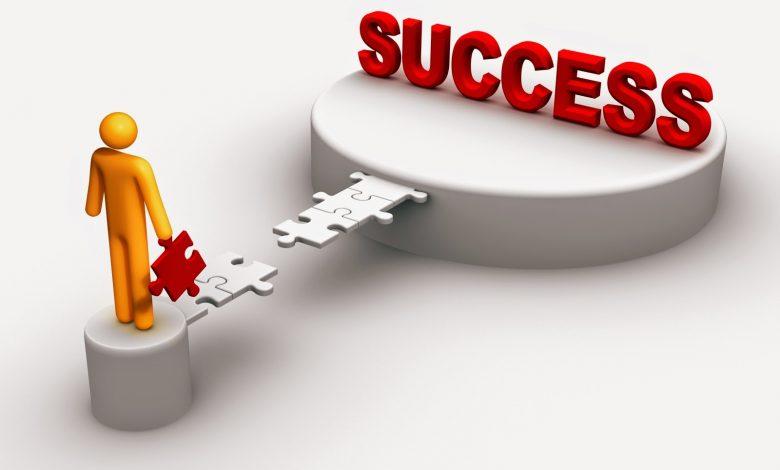 The First Step Toward Success