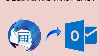 Photo of Methods to Import Thunderbird Contacts to Outlook 2019, 2016, 2013, 2010, 2007