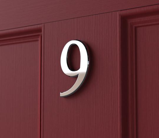 Front Door Numbers