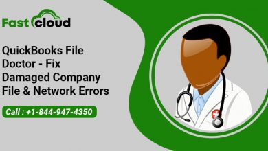 Photo of Easy Ways To Fix QuickBooks File Doctor Related Error