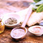 Natural skincare treatment