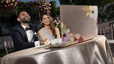 Photo of Perfect virtual wedding invitation