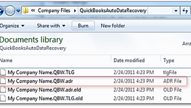 """Photo of QuickBooks Recovery Post """"This isn't A QuickBooks file Or Is Damaged"""" Error"""