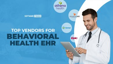 Photo of Top Vendors for Behavioral Health EHR