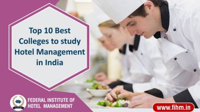 Photo of Top 10 Best Colleges to Study Hotel Management & Culinary Arts in India