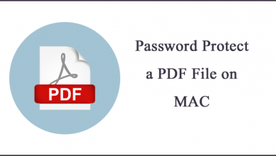 Photo of How to Remove Password Protect a PDF File format on Mac OS?