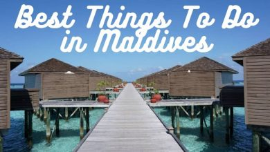 Photo of The Best Things To do in Maldives Right Now