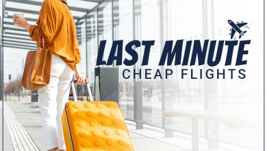 Photo of How to get cheap last minute flights?