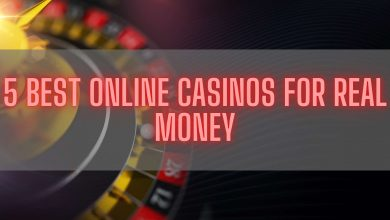 Photo of 5 Best Online Casinos for Real Money