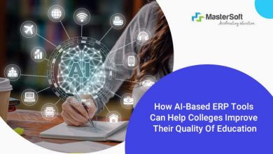 Photo of How AI-Based ERP tools can help colleges improve their quality of education