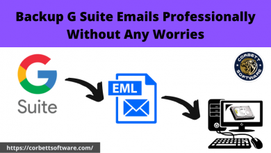 Photo of How to Save G Suite Emails – Fast and Accurate Solution