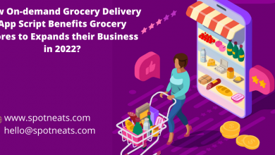 Photo of How On-demand Grocery Delivery App Script Benefits Grocery Stores to Expands their Business in 2022?
