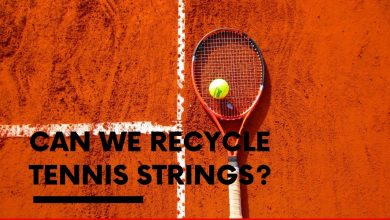 Photo of Can We Recycle Tennis Strings?