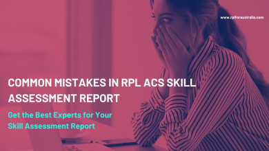 Photo of Common mistakes in RPL ACS Skill Assessment Report