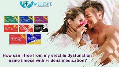 Photo of How can I be free from my erectile dysfunction named illness with Fildena medication?