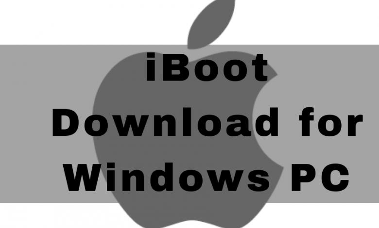 iBoot download