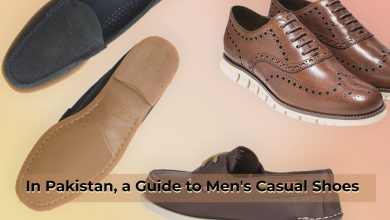 Photo of In Pakistan, a Guide to Men's Casual Shoes