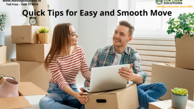 Photo of Quick Tips for Easy and Smooth Move