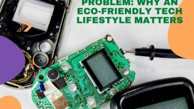 Photo of The E-Waste Problem: Why An Eco-friendly Tech Lifestyle Matters