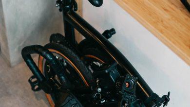 Photo of Benefits of a lightweight folding bike