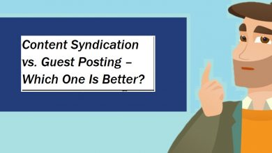 Photo of How Is Content Syndication Different From Guest Posting?