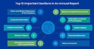 Financials Report & Management Report