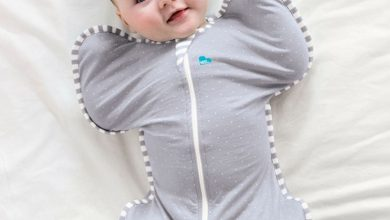 Photo of Love To Dream Swaddle UP, Gray, Small, 8-13 lbs